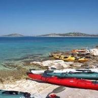 Víkend v Chorvátsku na morských kajakoch