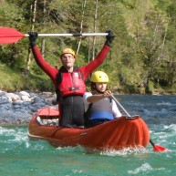 Splavy a rafting
