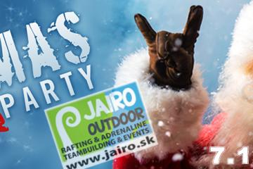 Jairo Outdoor Xmas party 2016